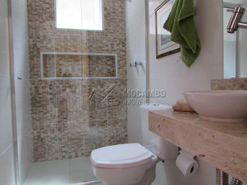 Banheiro área externa - Casa em Condomínio 3 quartos à venda Itatiba,SP - R$ 960.000 - FCCN30294 - 12