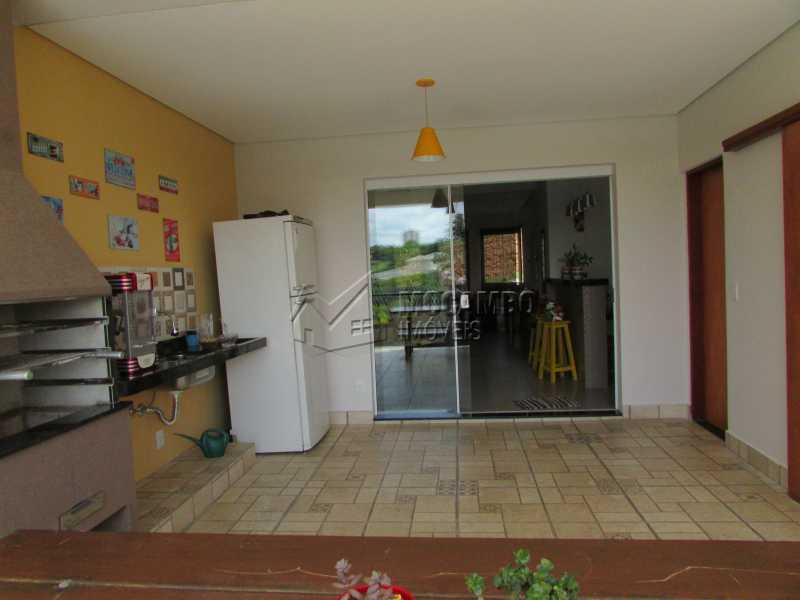 Área Gourmet - Casa em Condomínio 3 quartos à venda Itatiba,SP - R$ 960.000 - FCCN30294 - 15