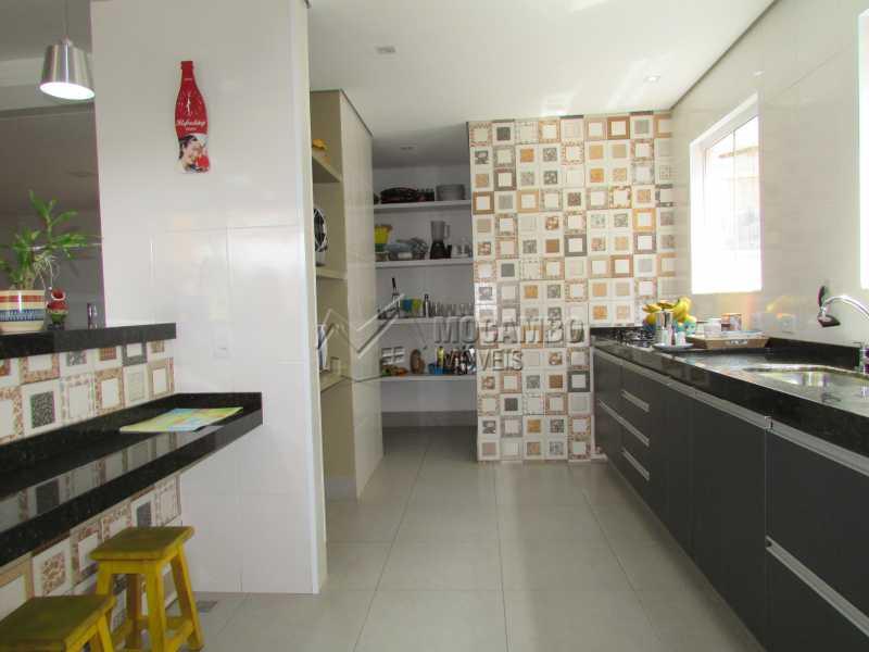 Cozinha - Casa em Condomínio 3 quartos à venda Itatiba,SP - R$ 960.000 - FCCN30294 - 8