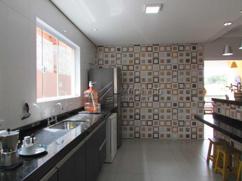 Cozinha - Casa em Condomínio 3 quartos à venda Itatiba,SP - R$ 960.000 - FCCN30294 - 9