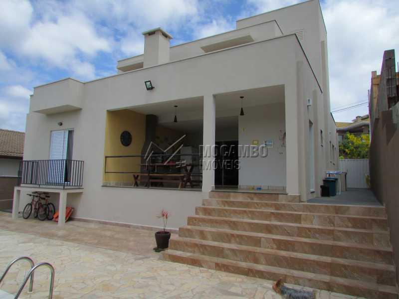 Área Externa - Casa em Condomínio 3 quartos à venda Itatiba,SP - R$ 960.000 - FCCN30294 - 18