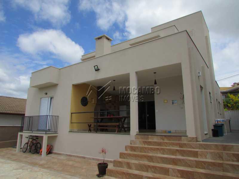 Área Externa - Casa em Condomínio 3 quartos à venda Itatiba,SP - R$ 960.000 - FCCN30294 - 21