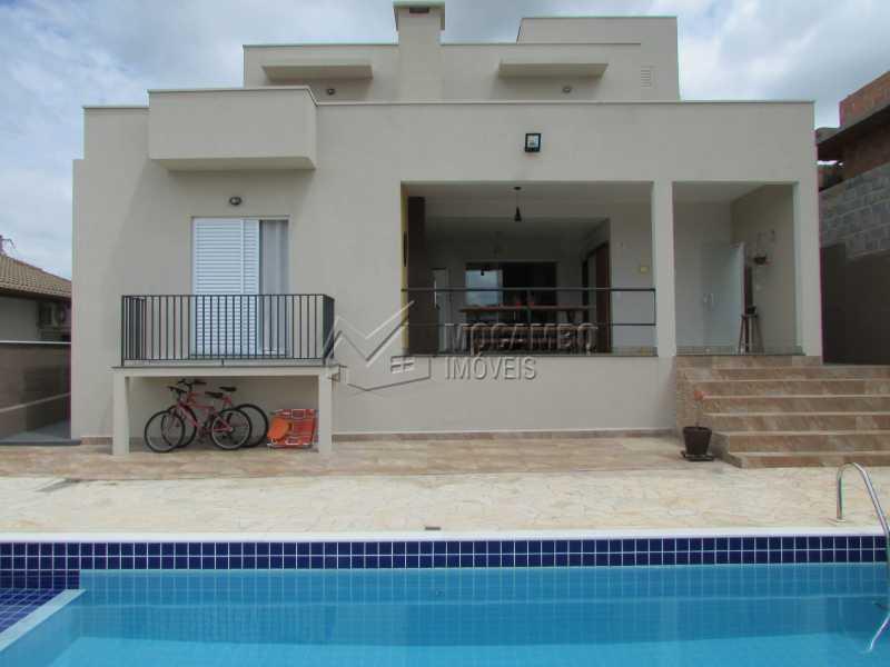 Área Externa - Casa em Condomínio 3 quartos à venda Itatiba,SP - R$ 960.000 - FCCN30294 - 22