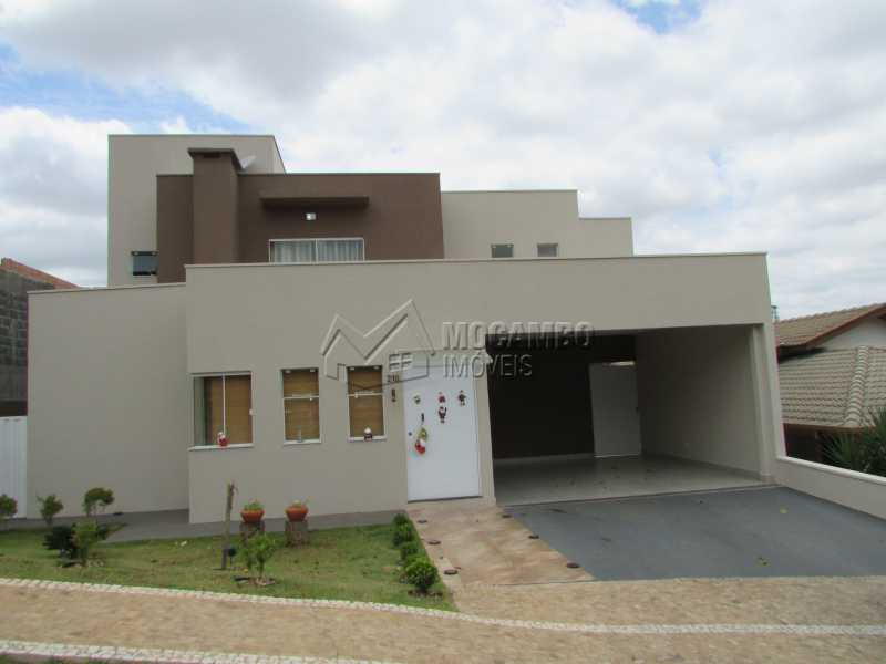 Fachada - Casa em Condomínio 3 quartos à venda Itatiba,SP - R$ 960.000 - FCCN30294 - 26