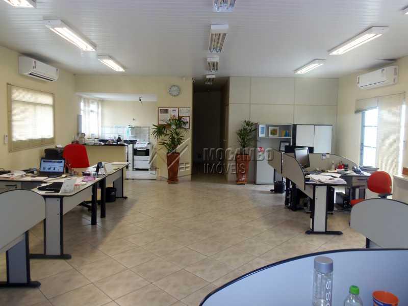 Imóvel Comercial - Galpão À Venda - Itatiba - SP - Vila São Caetano - FCGA00126 - 11