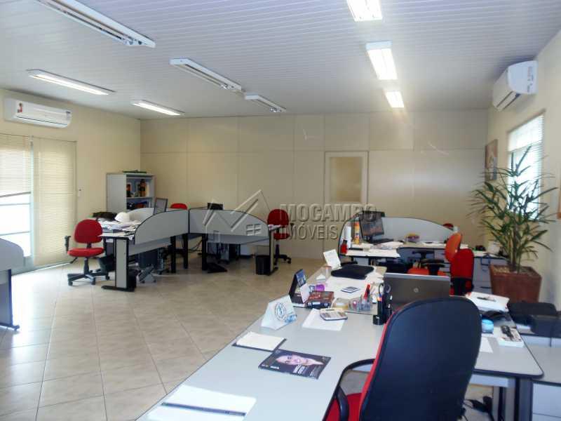 Imóvel Comercial - Galpão À Venda - Itatiba - SP - Vila São Caetano - FCGA00126 - 12