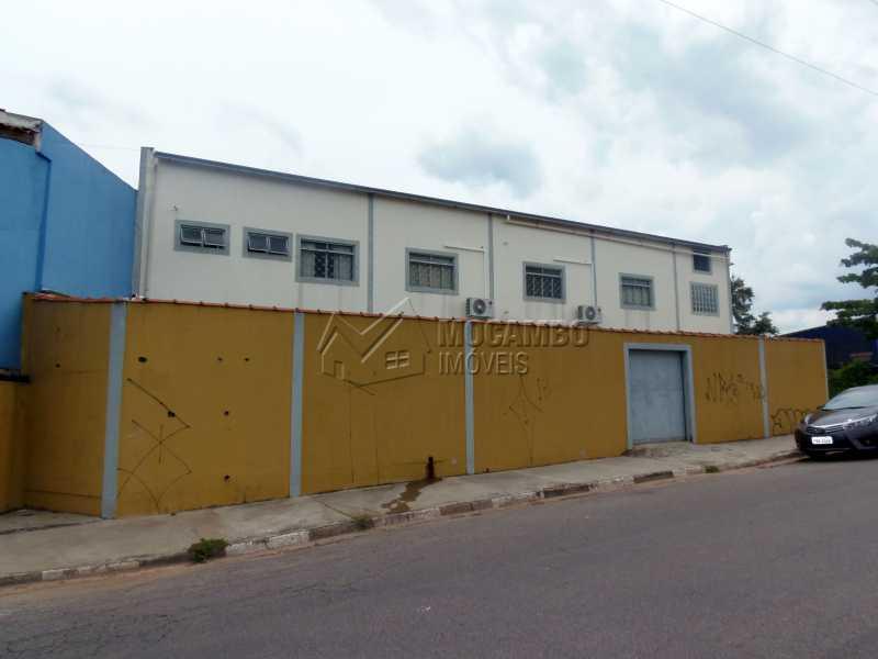 Imóvel Comercial - Galpão À Venda - Itatiba - SP - Vila São Caetano - FCGA00126 - 19
