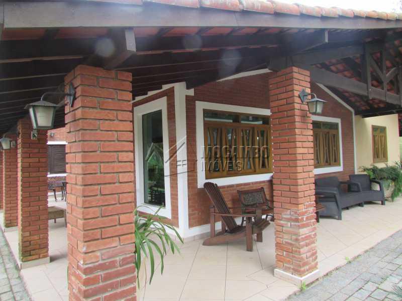 Varanda - Casa em Condomínio 5 quartos à venda Itatiba,SP - R$ 1.800.000 - FCCN50015 - 4