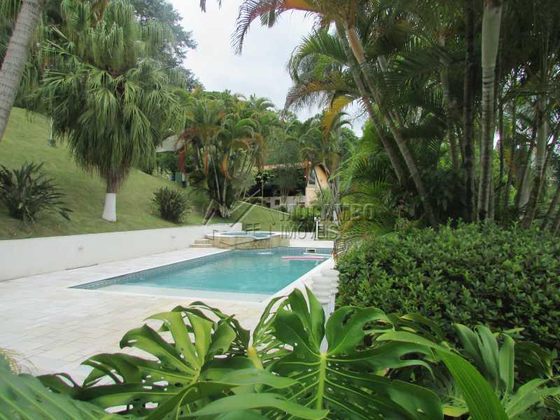 Piscina - Casa em Condomínio 5 quartos à venda Itatiba,SP - R$ 1.800.000 - FCCN50015 - 1