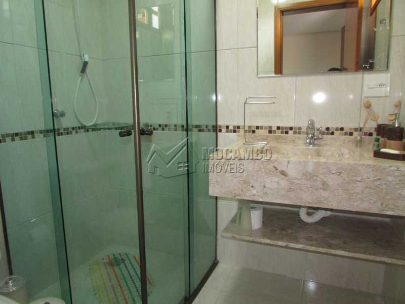 Suite hospede - Casa em Condomínio 5 quartos à venda Itatiba,SP - R$ 1.800.000 - FCCN50015 - 6