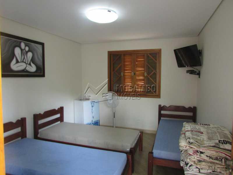 Suíte Hospede - Casa em Condomínio 5 quartos à venda Itatiba,SP - R$ 1.800.000 - FCCN50015 - 7