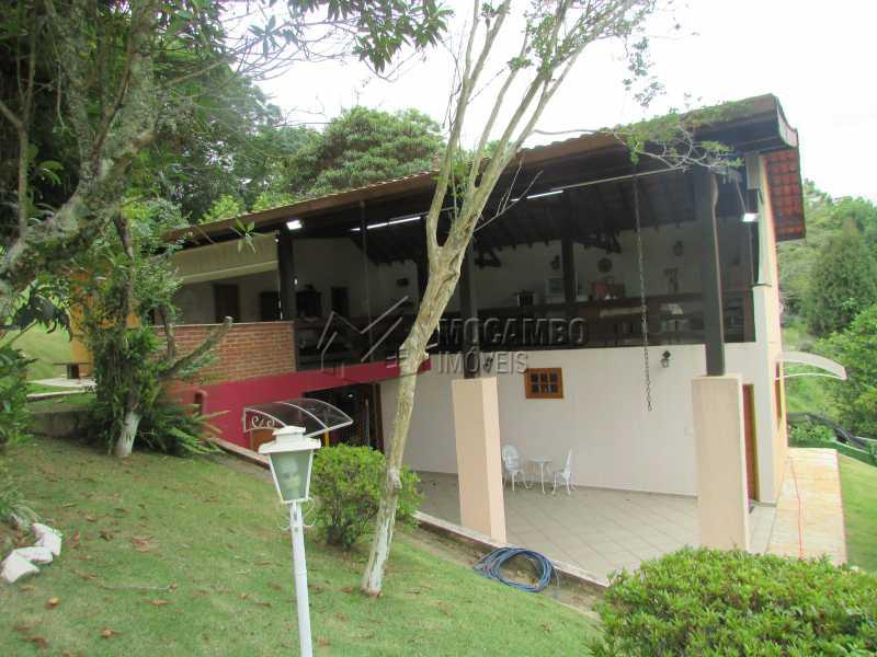 Churrasqueira - Casa em Condomínio 5 quartos à venda Itatiba,SP - R$ 1.800.000 - FCCN50015 - 8