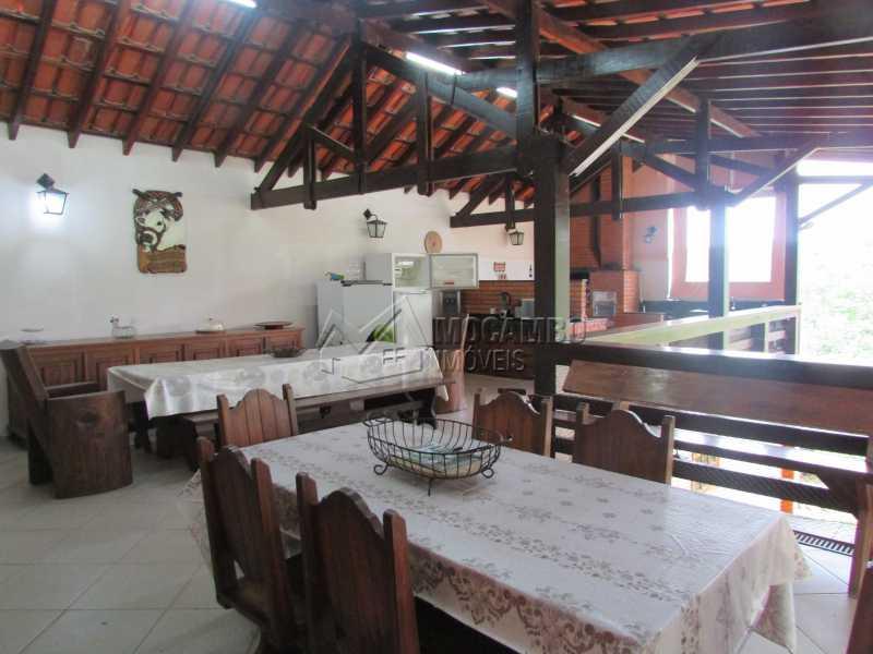 Churrasqueira - Casa em Condomínio 5 quartos à venda Itatiba,SP - R$ 1.800.000 - FCCN50015 - 9