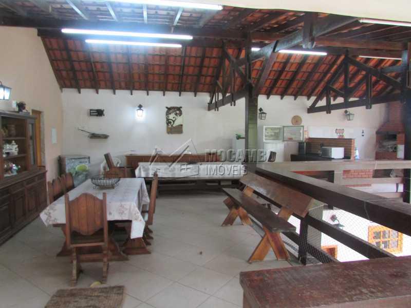 Churrasqueira - Casa em Condomínio 5 quartos à venda Itatiba,SP - R$ 1.800.000 - FCCN50015 - 11