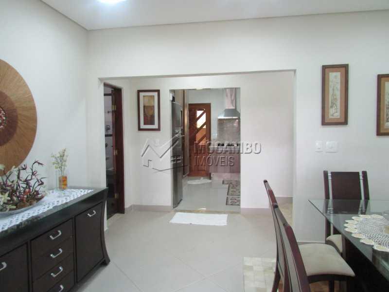 Sala  - Casa em Condomínio 5 quartos à venda Itatiba,SP - R$ 1.800.000 - FCCN50015 - 13