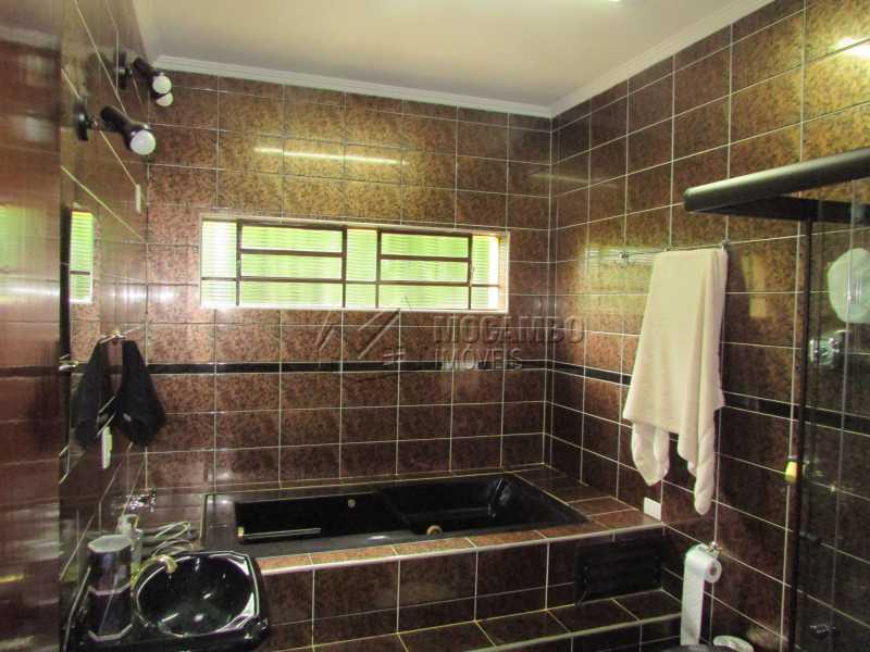 Suíte Master com hidromassagem - Casa em Condomínio 5 quartos à venda Itatiba,SP - R$ 1.800.000 - FCCN50015 - 15
