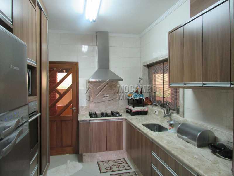 Cozinha - Casa em Condomínio 5 quartos à venda Itatiba,SP - R$ 1.800.000 - FCCN50015 - 20
