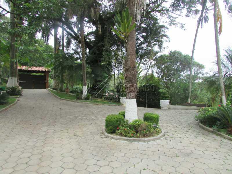 Paisagismo - Casa em Condomínio 5 quartos à venda Itatiba,SP - R$ 1.800.000 - FCCN50015 - 21
