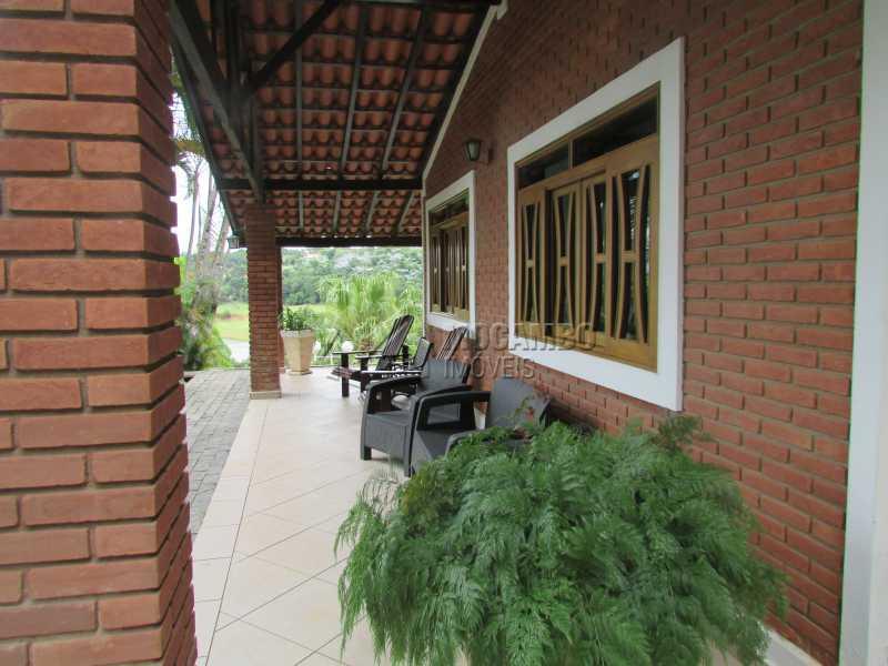 Varanda - Casa em Condomínio 5 quartos à venda Itatiba,SP - R$ 1.800.000 - FCCN50015 - 22