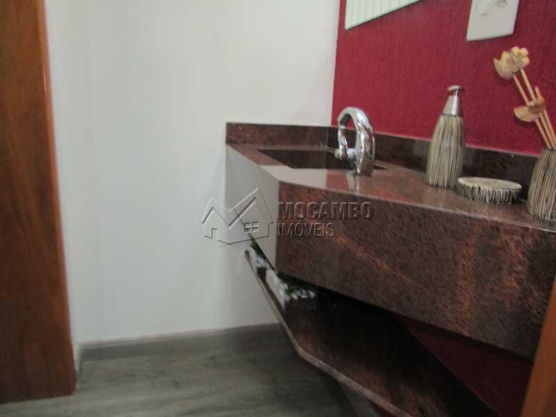 Lavabo - Casa em Condomínio 5 quartos à venda Itatiba,SP - R$ 1.800.000 - FCCN50015 - 26
