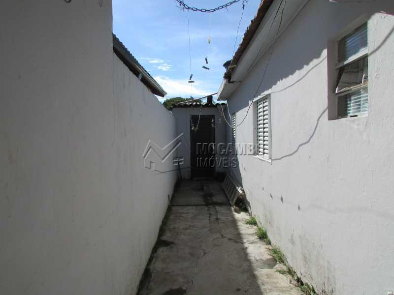 Corredor Externo  - Casa Itatiba,Vila Santa Terezinha,SP À Venda,2 Quartos,80m² - FCCA20873 - 3