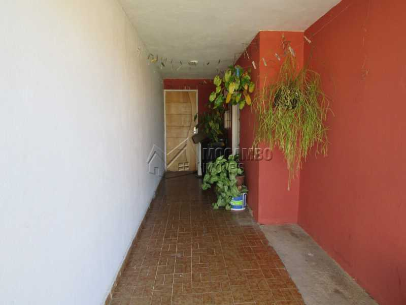 Garagem Coberta  - Casa Itatiba,Vila Santa Terezinha,SP À Venda,2 Quartos,80m² - FCCA20873 - 8