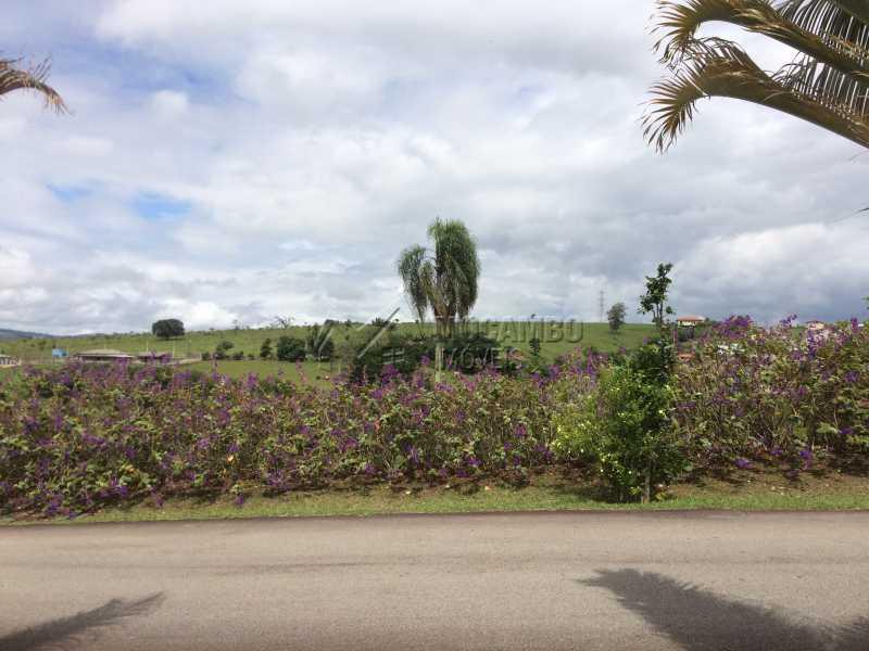 Vista Frontal - Terreno 1002m² à venda Itatiba,SP - R$ 259.900 - FCUF00977 - 1