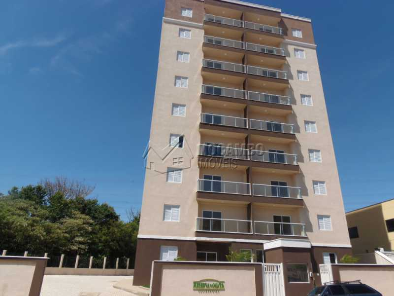 Fachada - Apartamento 2 quartos à venda Itatiba,SP - R$ 170.000 - FCAP20640 - 7