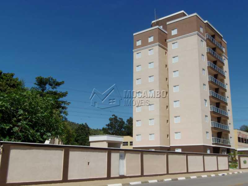 Fachada - Apartamento Condomínio Edifício Residencial Reserva da Mata, Itatiba, Jardim das Nações, SP À Venda, 2 Quartos, 44m² - FCAP20645 - 1