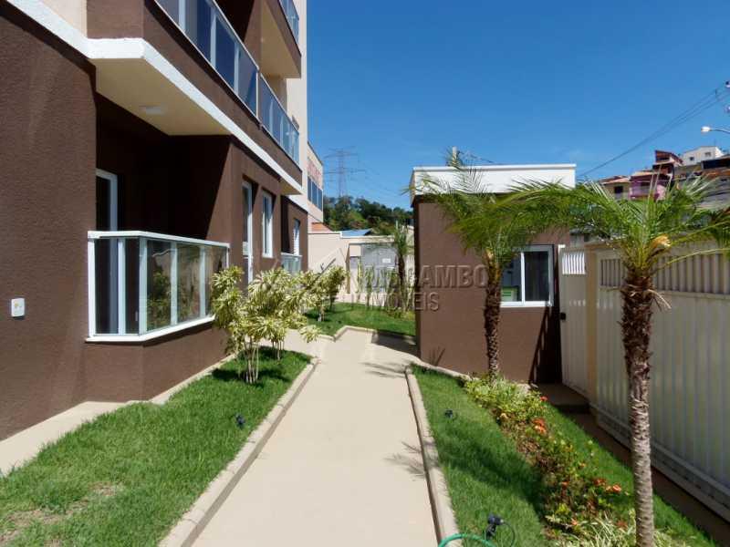 Entrada - Apartamento Condomínio Edifício Residencial Reserva da Mata, Itatiba, Jardim das Nações, SP À Venda, 2 Quartos, 44m² - FCAP20645 - 11