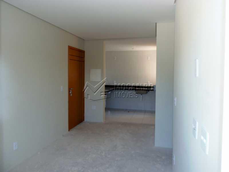 Sala - Apartamento Condomínio Edifício Residencial Reserva da Mata, Itatiba, Jardim das Nações, SP À Venda, 2 Quartos, 44m² - FCAP20645 - 6