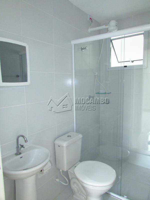 Banheiro suíte - Apartamento Para Alugar - Itatiba - SP - Loteamento Santo Antônio - FCAP20647 - 6