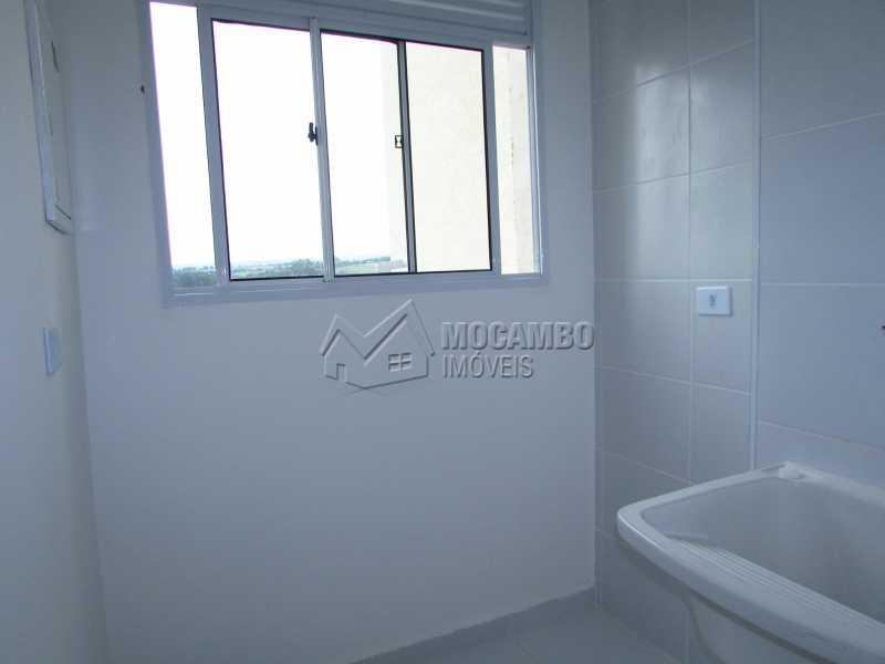 Lavanderia - Apartamento Para Alugar - Itatiba - SP - Loteamento Santo Antônio - FCAP20647 - 10