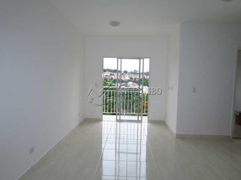 Sala varanda - Apartamento Para Alugar - Itatiba - SP - Loteamento Santo Antônio - FCAP20647 - 8