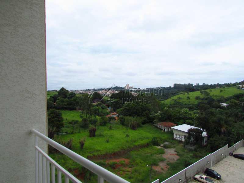 Varanda - Apartamento Para Alugar - Itatiba - SP - Loteamento Santo Antônio - FCAP20647 - 9