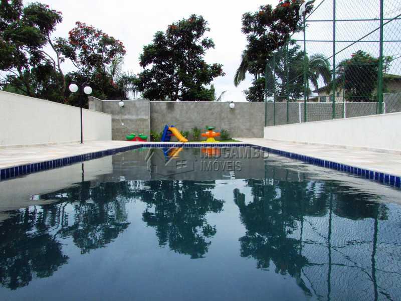 Piscina - Apartamento Para Alugar - Itatiba - SP - Loteamento Santo Antônio - FCAP20647 - 12