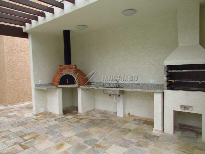 Área gourmet - Apartamento Para Alugar - Itatiba - SP - Loteamento Santo Antônio - FCAP20647 - 14