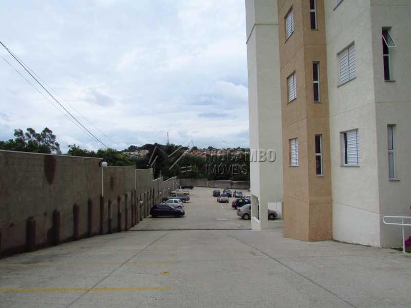 Estacionamento - Apartamento Para Alugar - Itatiba - SP - Loteamento Santo Antônio - FCAP20647 - 16