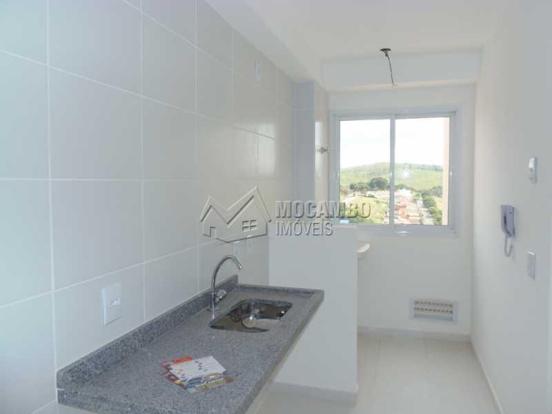 Provence - Apartamento 1 quarto à venda Itatiba,SP - R$ 169.000 - FCAP10050 - 4