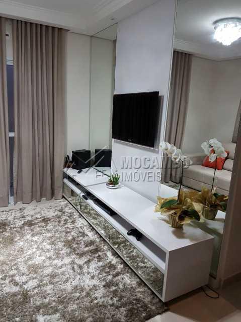Sala - Casa em Condomínio 3 quartos à venda Itatiba,SP - R$ 820.000 - FCCN30300 - 3