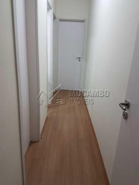 Corredor - Casa em Condomínio 3 quartos à venda Itatiba,SP - R$ 820.000 - FCCN30300 - 7