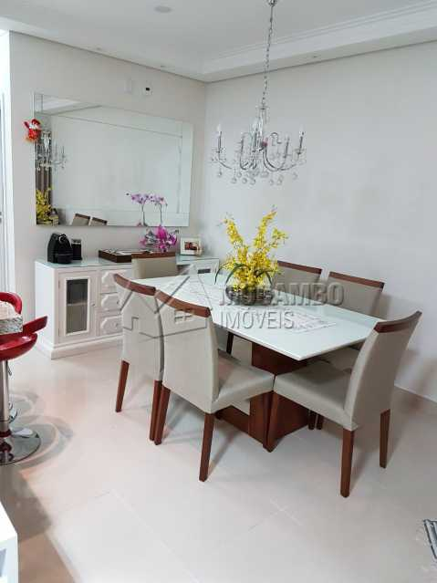 Sala de Jantar - Casa em Condomínio 3 quartos à venda Itatiba,SP - R$ 820.000 - FCCN30300 - 9