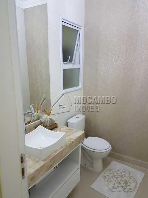Lavabo - Casa em Condomínio 3 quartos à venda Itatiba,SP - R$ 820.000 - FCCN30300 - 10