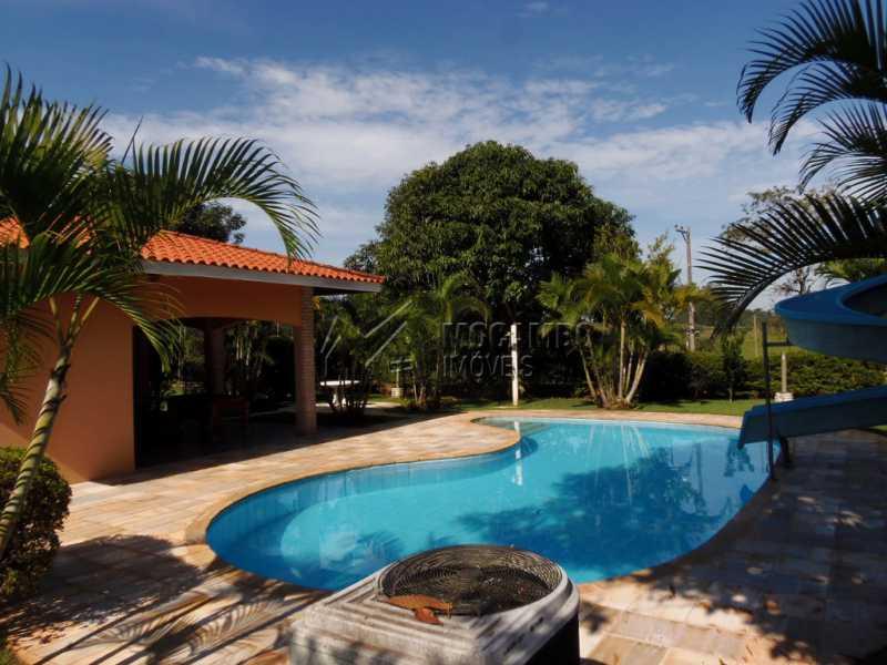 Cond. Cachoeira do Imaratá - Casa em Condominio Para Venda ou Aluguel - Itatiba - SP - Real Parque Dom Pedro I - FCCN40098 - 4