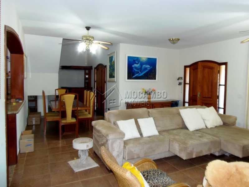Cond. Cachoeira do Imaratá - Casa em Condominio Para Venda ou Aluguel - Itatiba - SP - Real Parque Dom Pedro I - FCCN40098 - 14