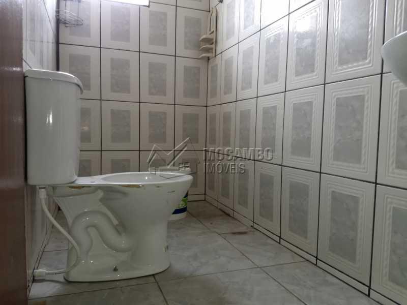 Banheiro Social - Casa 2 quartos para alugar Itatiba,SP - R$ 800 - FCCA20888 - 7