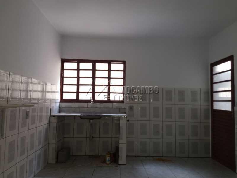 Cozinha - Casa 2 quartos para alugar Itatiba,SP - R$ 800 - FCCA20888 - 6