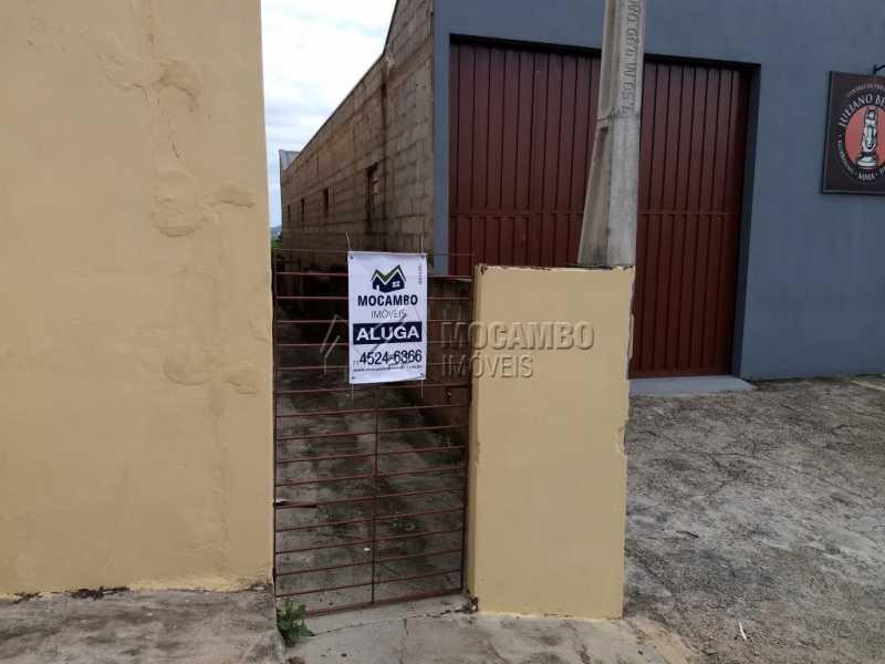 Fachada - Casa 2 quartos para alugar Itatiba,SP - R$ 800 - FCCA20888 - 1