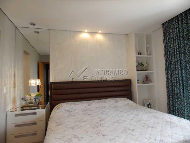 Suíte - Apartamento Condomínio Edifício Raritá, Avenida Prudente de Moraes,Itatiba, Centro,Vila Santa Cruz, SP À Venda, 3 Quartos, 120m² - FCAP30402 - 6
