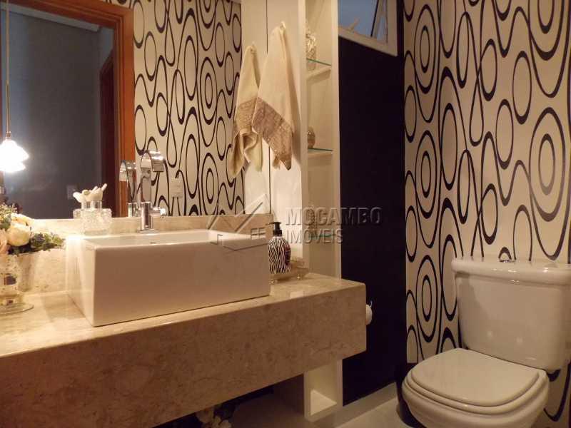 Lavabo - Apartamento Condomínio Edifício Raritá, Avenida Prudente de Moraes,Itatiba, Centro,Vila Santa Cruz, SP À Venda, 3 Quartos, 120m² - FCAP30402 - 4